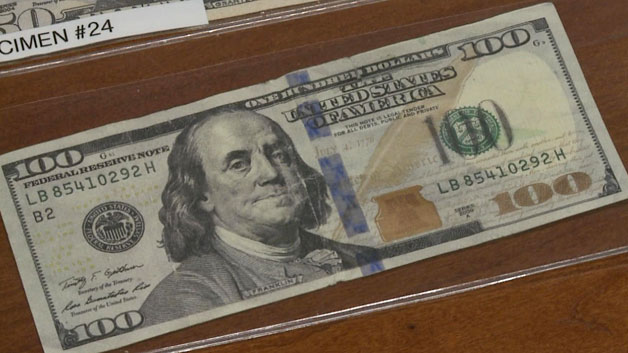 Over $1000 in Counterfeit Money Passed at Local Store
