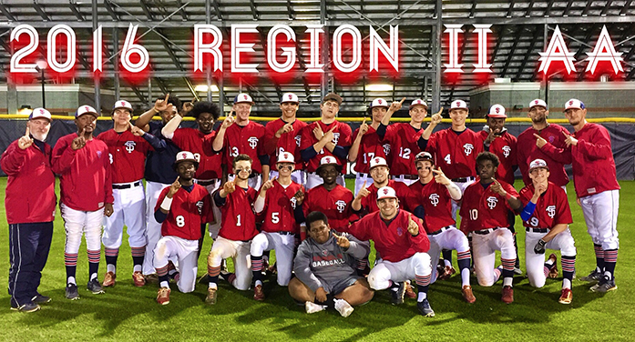 Rebels Win Region Championship!