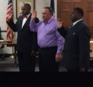 T. Holmes Joins Johnston Town Council