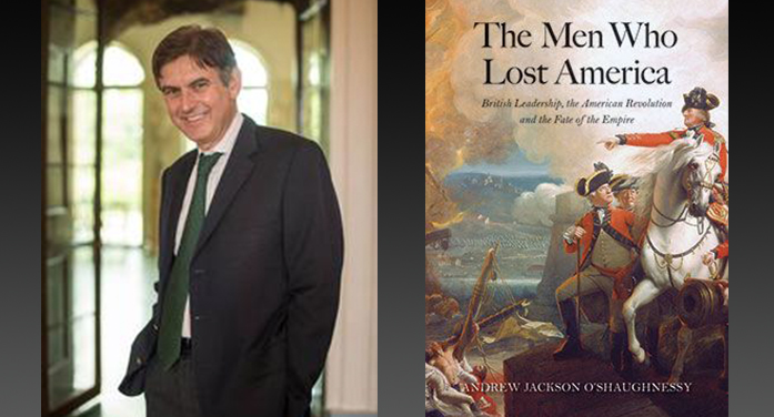 British Author and Historian Comes to Edgefield