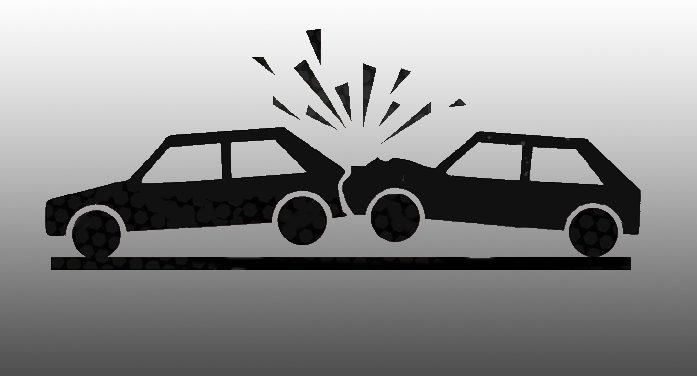 Speed Contributes to Crash on Jeter Street