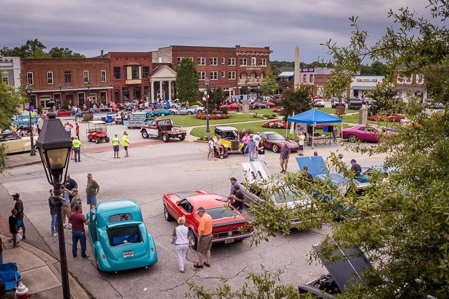 Annual Cruise-In, Set for July 16, on the Square
