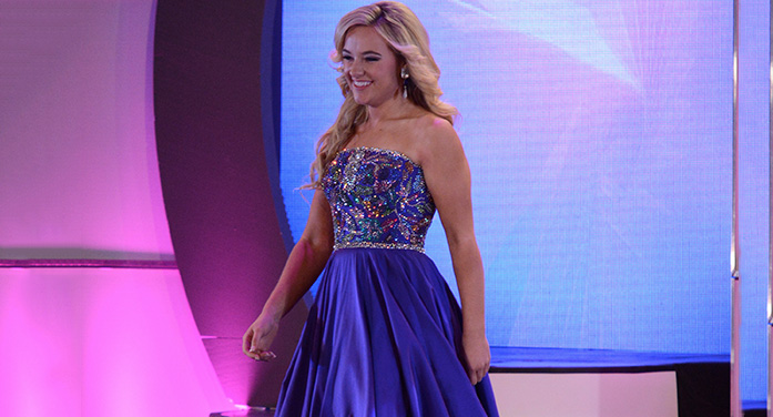 Wash Wins in Miss SC Teen Preliminary