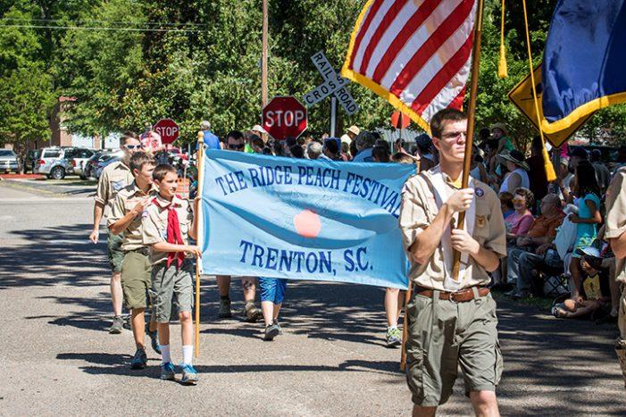 46th Annual Ridge Peach Festival, June18