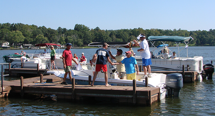 Boaters Uniting to Help People with Special Needs
