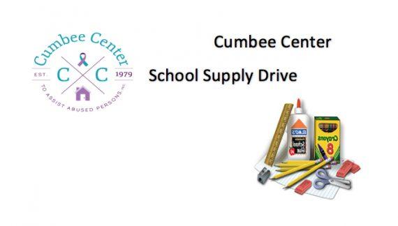 Cumber Center School Supply Drive