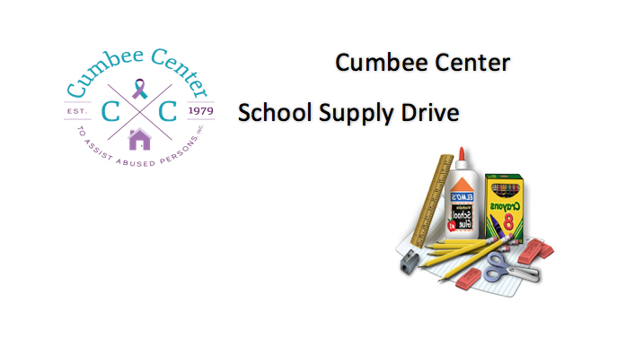 Cumber Center School Supply Drive