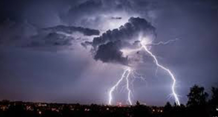Four Struck by Lightning in Edgefield County
