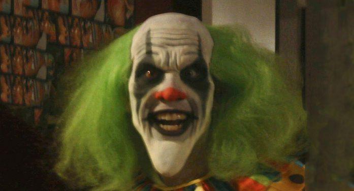 Clown Sighting in Edgefield