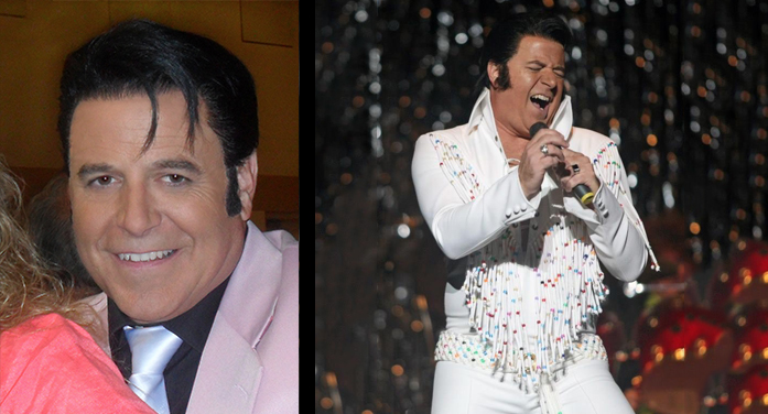Jeff Barnes – Elvis Tribute Artist – Discovery Center 10/15
