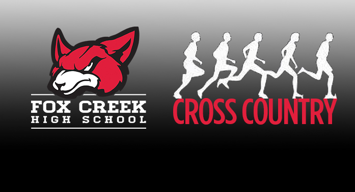 Fox Creek Cross Country Home Meet at Fox Creek High School
