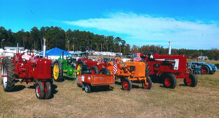 Richland Creek Antique Fall Festival