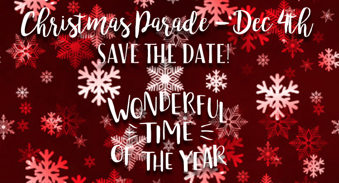 Edgefield Christmas Parade – Dec 4th – SAVE THE DATE!