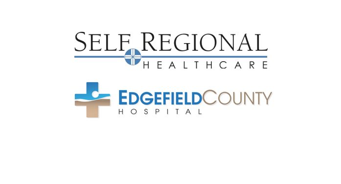 Edgefield County Hospital Begins Partnering with Self Regional