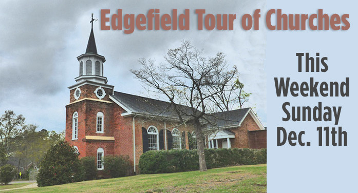 Tour of Churches, This Weekend – Sunday, December 11th