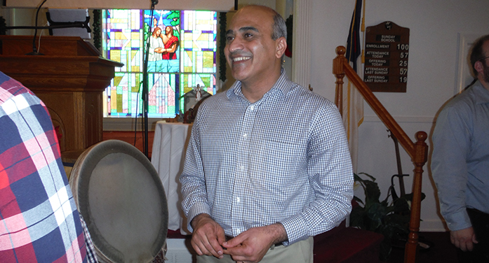 One Muslim's Conversion to Christianity