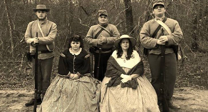Big Event Planned for Oakley Park – a Living History Day