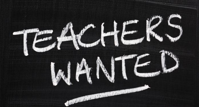Teacher Shortage Concerns Continue To Grow