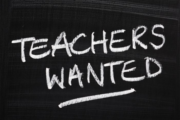 Teacher Shortage Concerns Continue To Grow