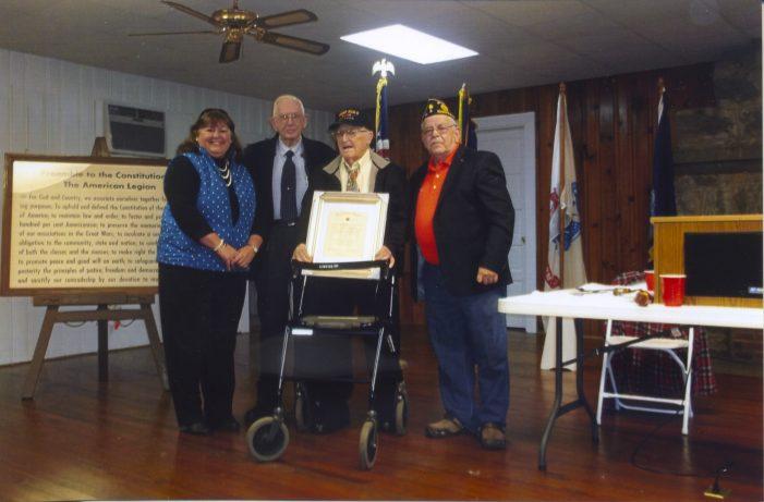 American Legion Salutes Doolittle