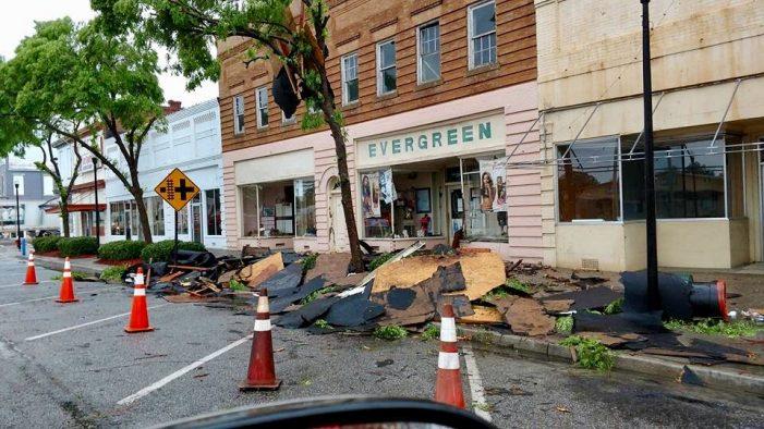 E2 Tornado Declared for Part of Johnston