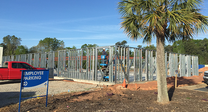 The New Medical Office Building on the Rise