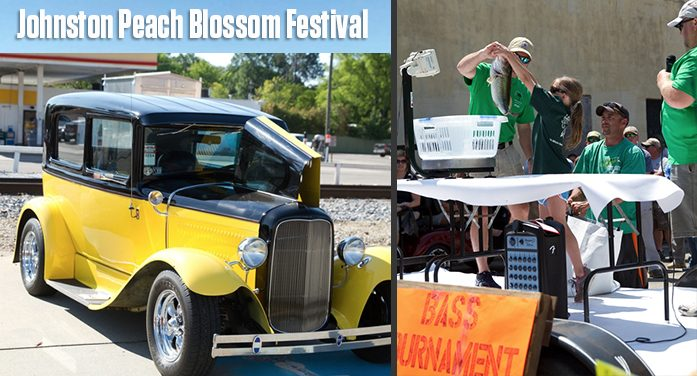Two Favorites Are Back!  Fishing & Cruising at Peach Blossom Festival