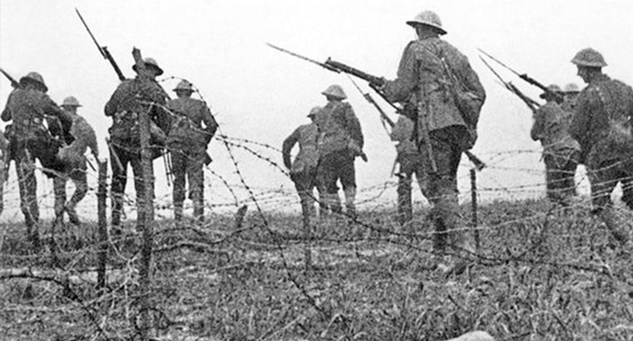 REMEMBERING WW I — DECLARATION OF WAR