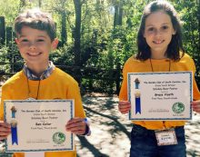 State Winners — Smokey Bear poster contest
