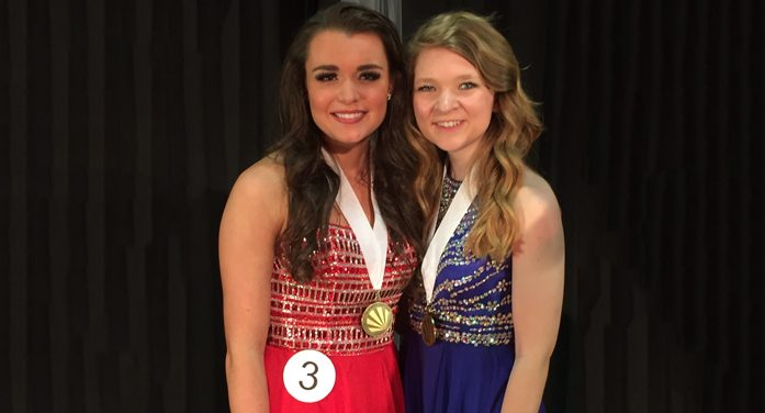 Distinguished Young Woman of Edgefield