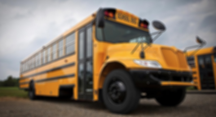 Four School Buses Destroyed in Fire