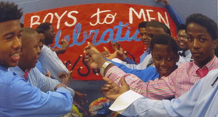 J.E.T. Boys-to-Men — 5th Annual Mother/Son Dinner Celebration