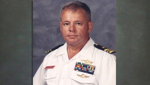 Thomas Strother, LCDR (ret.) USN — Remembering WW I