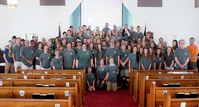 Churches Changing Communities 2017 – The Most Rewarding Vacation of my Life