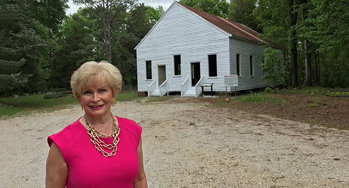 Restoration Grant Awarded – Horn's Creek Church