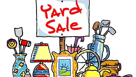 Trenton Community Yard Sale