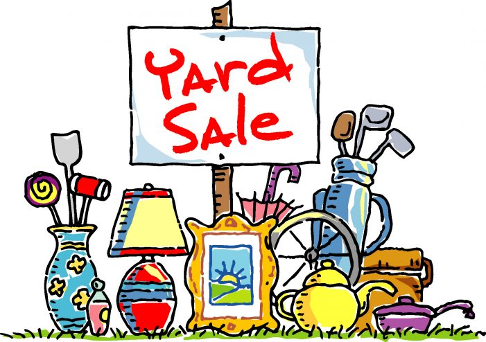 Trenton Community Yard Sale