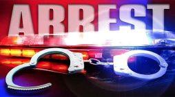 Arrest Made for Recent Multiple Break-ins