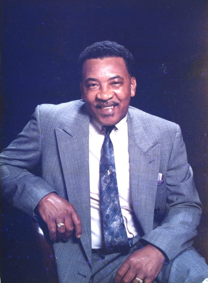 Mr. Abe Moton, Jr. — McCormick, SC