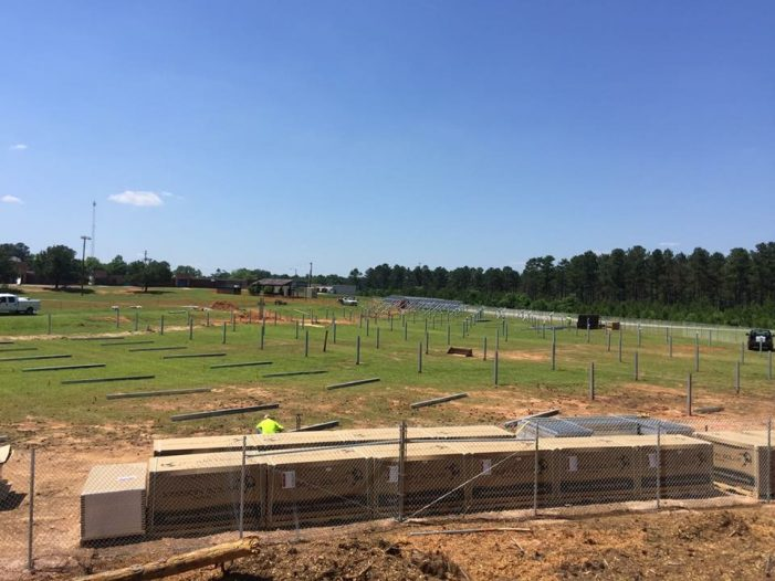 School District and Community Benefits from Solar Projects
