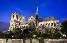 Notre-Dame at Risk, Potential Symbolism.