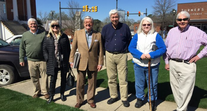Spartanburg Group Tours Edgefield