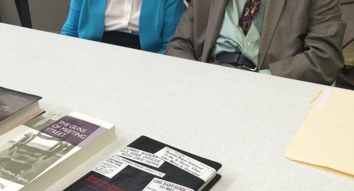 Dr. Felder Dorn Brings His New Book To Edgefield
