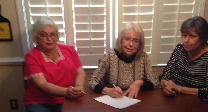 Local Educators Sign Publishing Contract