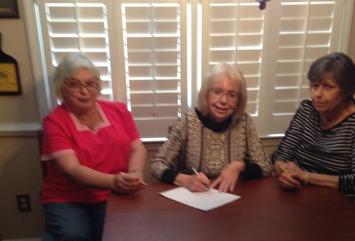 Local Educators Sign Publishing Contract