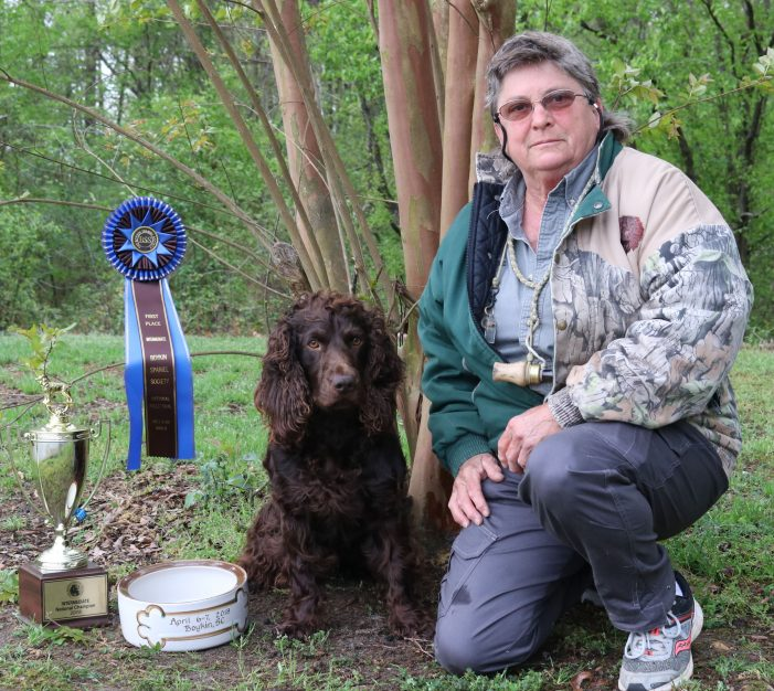 Just Ducky Kennel Wins National Championship