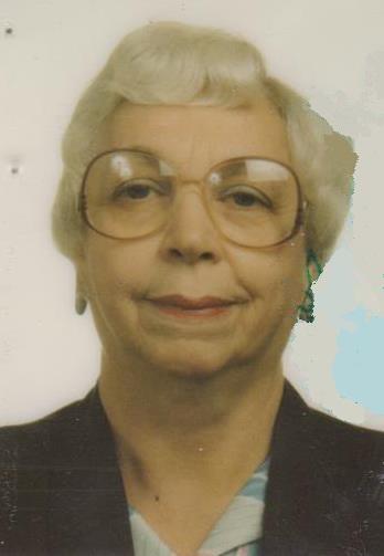 Mrs. Geraldine Ruth Baron -JOHNSTON, SC