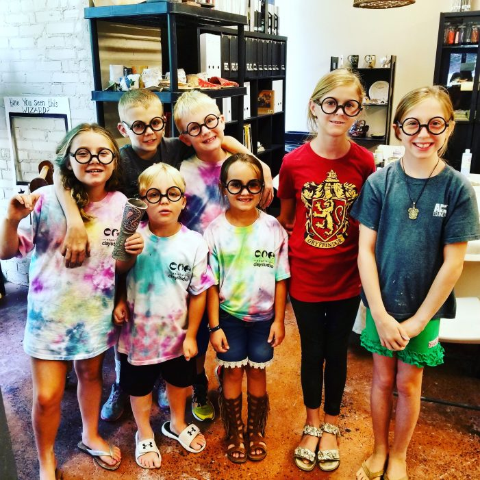 Edgefield Clay Studio Hosts Camps