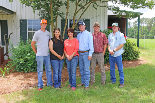 Clemson alumnus Kevin Yon named 2018 SC Farmer of the Year