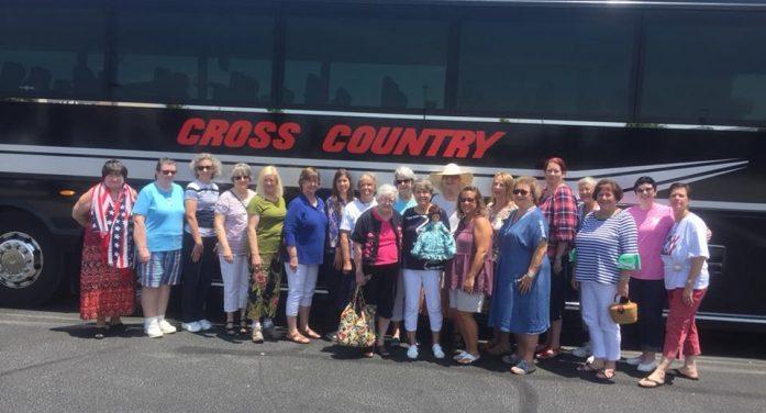 SC DAR Members Journey to Washington